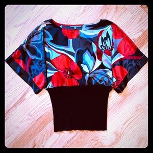 Kimono style top - NY Collection